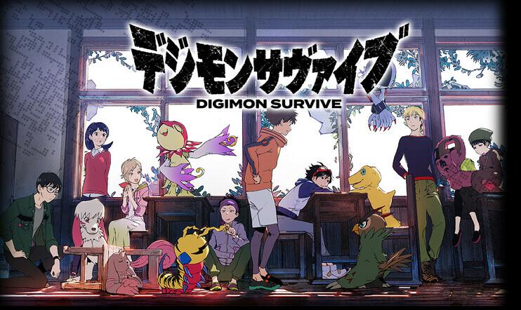 Bandai Namco, Digimon Survive