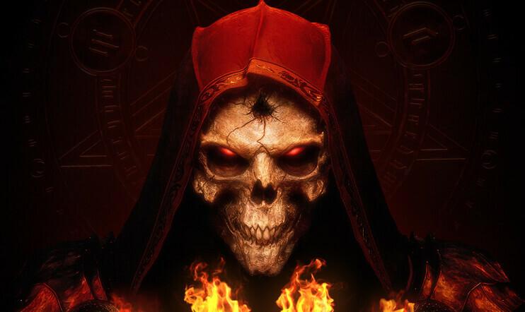 Diablo II: Resurrected, Diablo II, Resurrected, Blizzard, Blizzard Entertainment, Vicarious Visions,