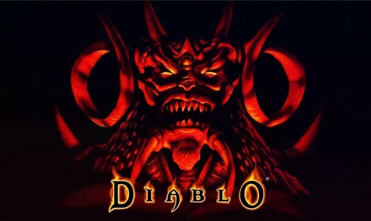 Diablo selaimella