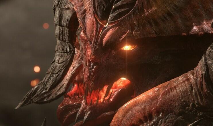 Diablo 4, Diablo IV, Diablo, Blizzard, BlizzCon, BlizzCon 2019