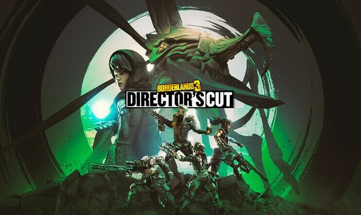 Borderlands 3: Director's Cut, Borderlands 3, Director's Cut, Gerabox Software, gearbox, lykkäys