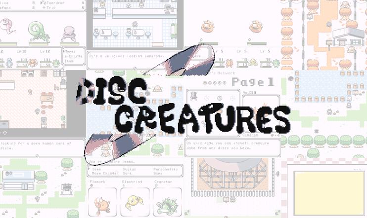 Disc Creatures, Pokémon, julkaisupäivä, 17. lokakuuta, Satto,