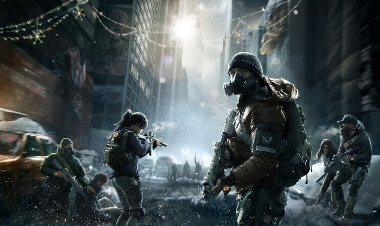 The Division, Tom Clancy's The Division, uPlay, ubisoft