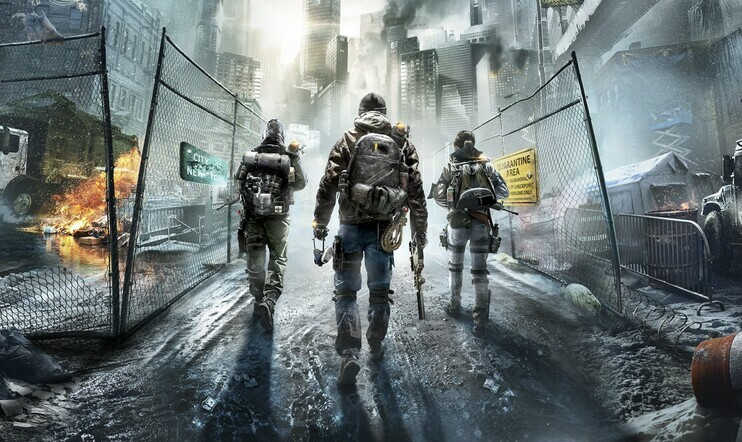 Games with Gold, GwG, xbox, Xbox Live, Microsoft, The Division