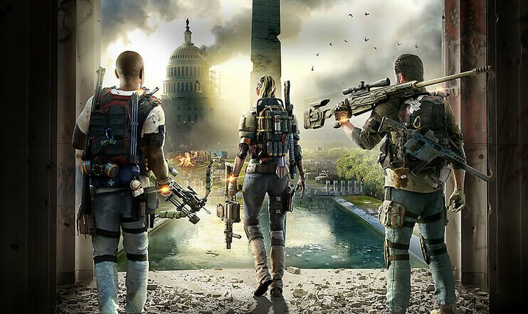 The Division 2, Ubisoft, Massive Entertainment
