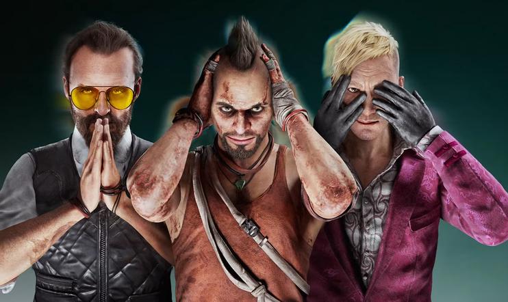 Danny Trejo, Rambo, Far Cry, ubisoft, DLC, Blood Dragon, Vaas, Pagan, Joseph,