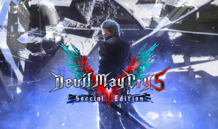 Devil May Cry V: Special Edition, Devil May Cry V, Special Edition, DMCV, dmc, resident evil, Resident Evil VIII, Resident Evil 8, Capcom