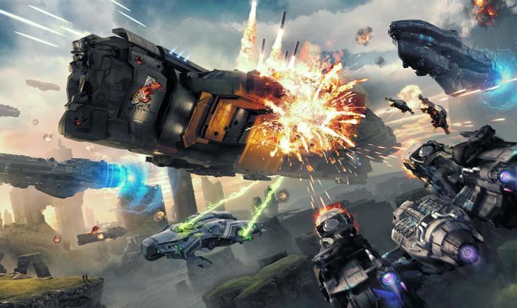 Avaruusarmadat saapuvat PlayStation 4:lle – katsauksessa Dreadnought