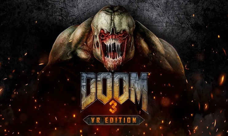 Doom 3, Doom 3 VR Edition, PSVR, PlayStation VR
