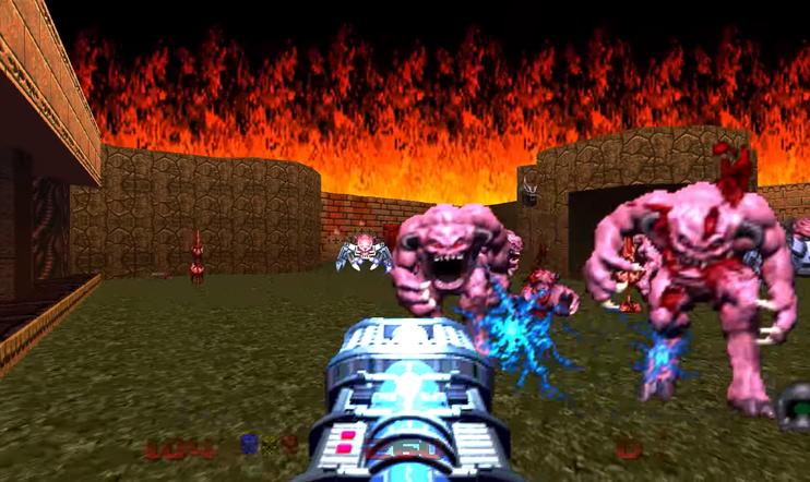 Doom 64, Doom, Doom Eternal, bethesda