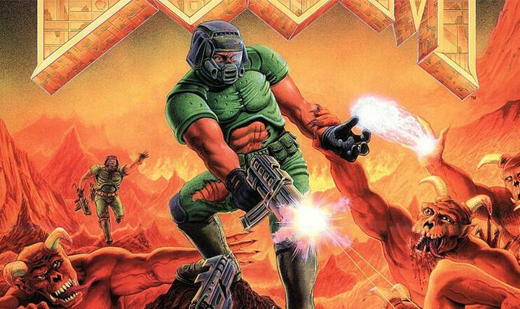 Doom, raskaustesti, id software