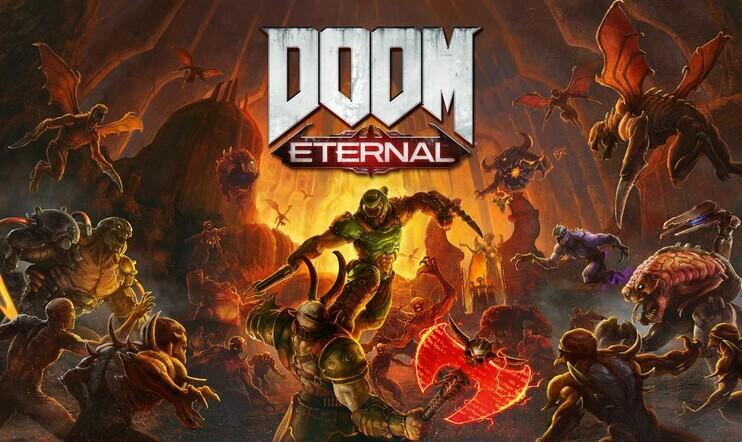 Lukijat ovat puhuneet: Loppuvuoden odotetuin räiskintäpeli on Doom Eternal
