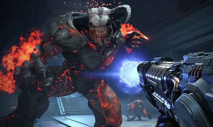 Pikapelaajat iskivät heti Doom Eternaliin – uutuuspeli läpäistiin jo alle puolessatoista tunnissa