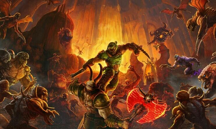 Doom Eternalin uusi huijaustenestojärjestelmä sai täystyrmäyksen faneilta
