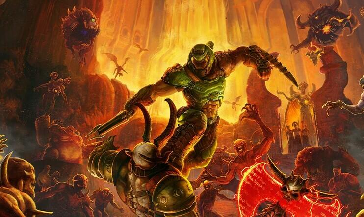 Bethesda, Microsoft, Doom Eternal, Xbox Game Pass, id Software