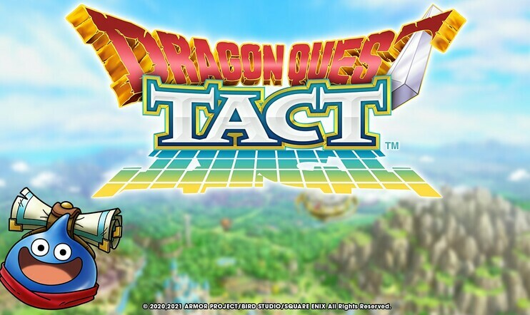Dragon Quest, Dragon Quest Tact, mobiili, Square Enix,