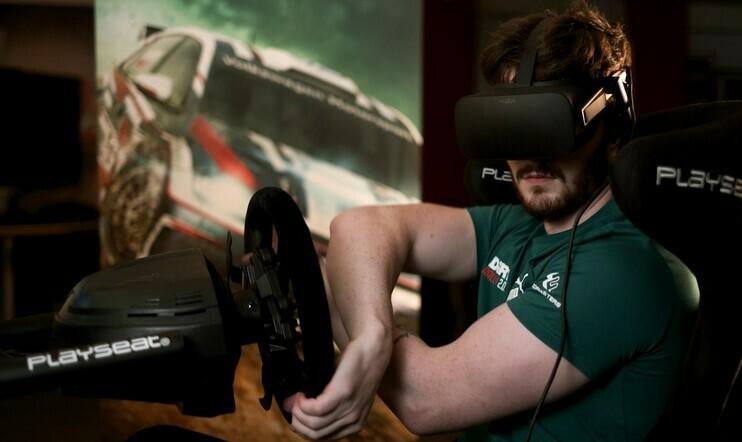 Dirt Rally 2.0, Dirt, Dirt Rally, Dirt Rally 2, VR, virtuaalitodellisuus, Oculus, Oculus Rfit, Open VR, ajopeli