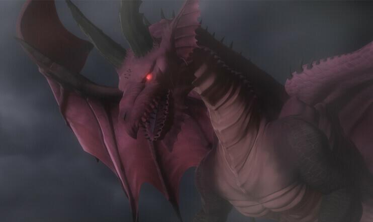 Netflix, anime, Dragon's Dogma, Sublimination