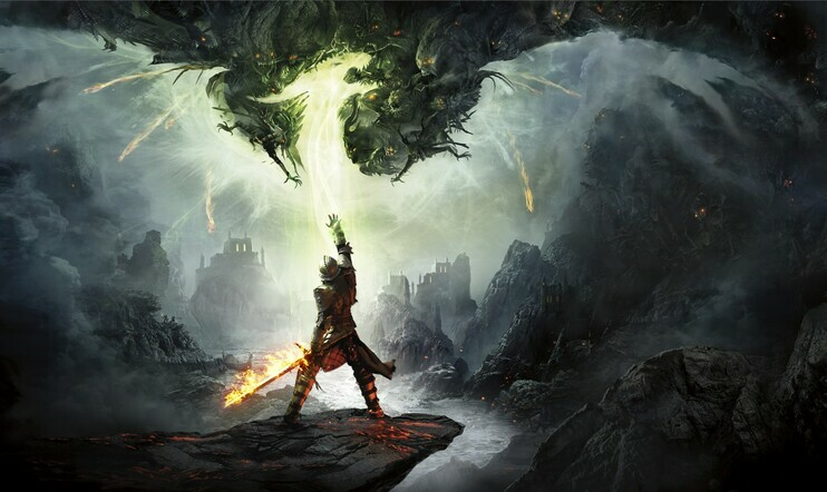Dragon Age 4, EA, Bioware, moninpeli, yksinpeli, roolipeli