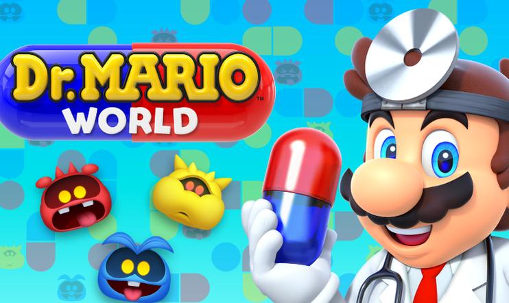 Dr. Mario, nintendo, julkaisupäivä, Dr. Mario World, pulma, 10. heinäkuuta, mobiili