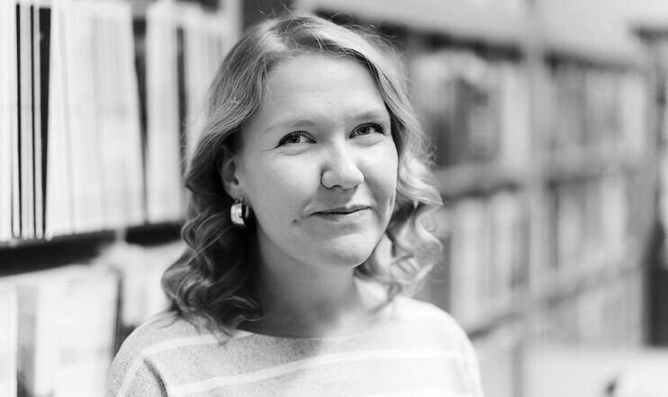 Pelaajan uusi päätoimittaja Johanna Puustinen