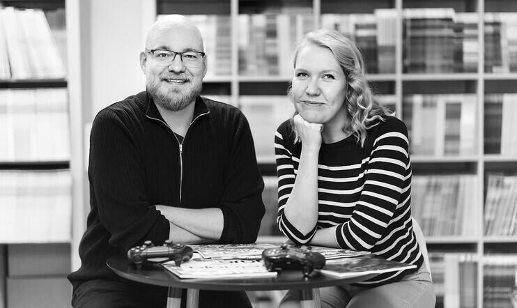 Johanna Puustinen on Pelaaja-lehden uusi päätoimittaja