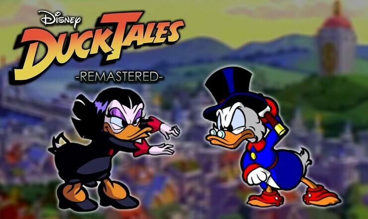 DuckTales, DuckTales Remastered, Disney, Ankronikka, Lukijat ovat puhuneet, Viikon kysymys