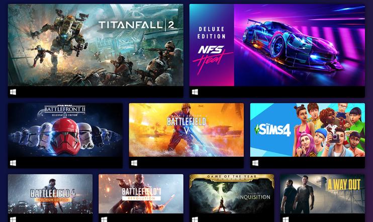 EA:n tilauspalvelu EA Access on tulossa Steamiin.