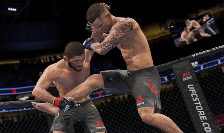 EA Sports UFC 4:n traileri esittelee kaivattuja uudistuksia.