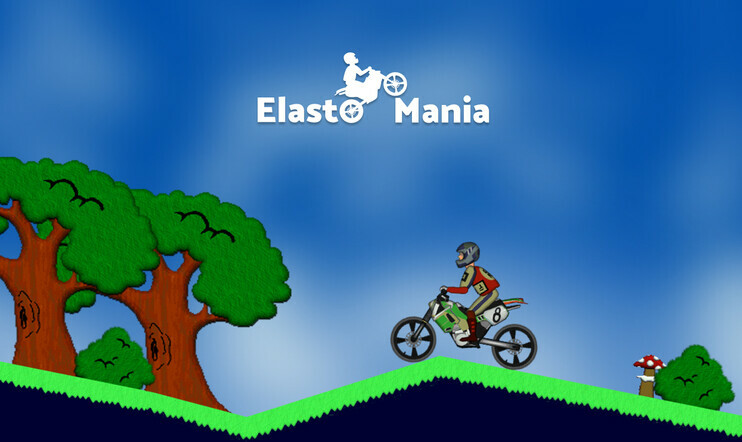 Elasto Mania, remaster, klassikko, Trials
