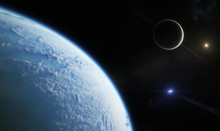 Elite Dangerous, Odyssey, Elite Dangerous: Odyssey, laajennus, DLC,