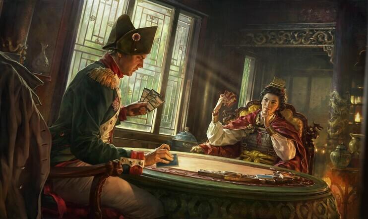 Total War, Total War: Elysium, korttipeli, Total War: Arena, Arena, Three Kingdoms, Kiina