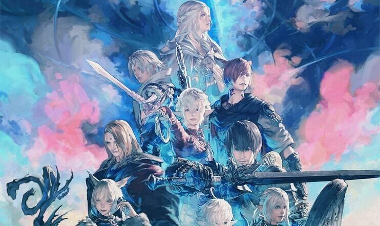 Final Fantasy XIV: Endwalker, Final Fantasy XIV, Final Fantasy 14, FFXIV, FF14, Endwalker, MMO, square enix, julkaisupäivä