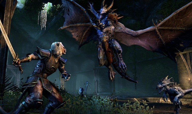 Tiesitkö? Elder Scrolls -universumi ahdettiin moninpeliksi jo 90-luvulla