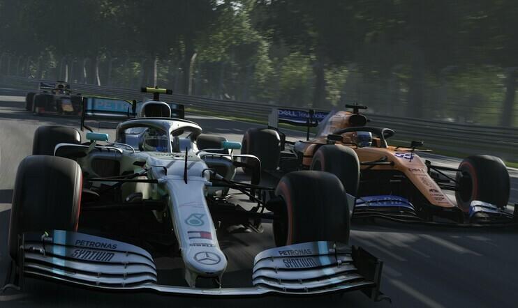 F1, Formula 1, formula, Codemasters, ajopeli, F1 2025,