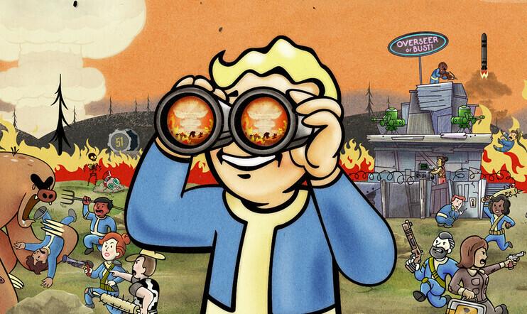 Fallout 76 saa battle royale -tilan – myös tekoälyhahmoja ja muita uudistuksia luvassa