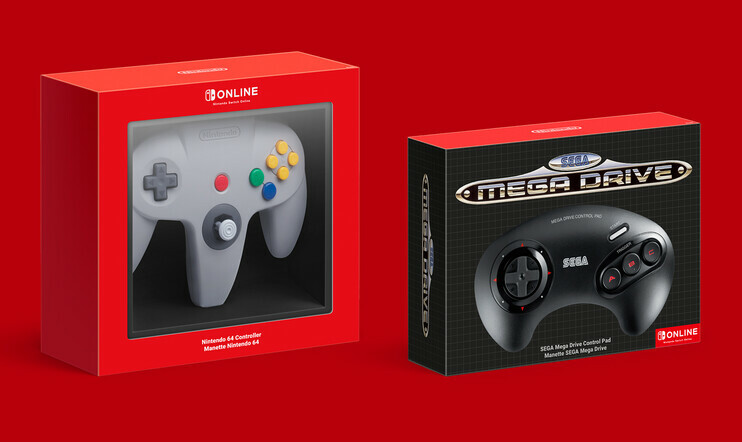 Nintendo 64- ja Sega Mega Drive -peliklassikot osaksi Switchin verkkopalvelua – lisämaksua vastaan