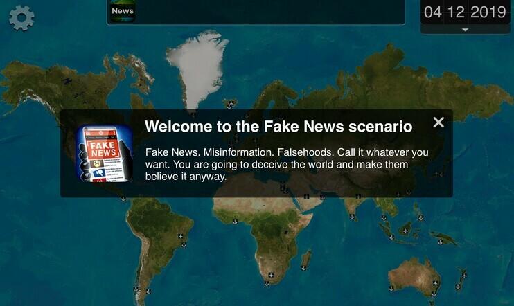 Ndemic Creations, Plague Inc, fake news, valeuutiset,