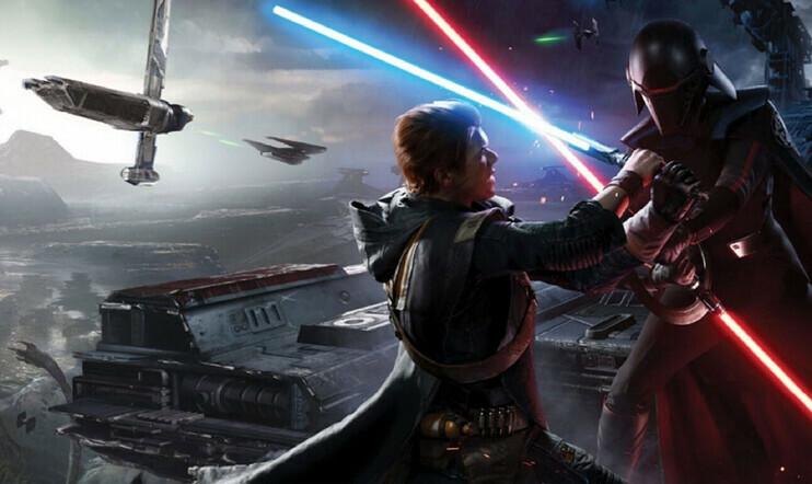 Star Wars Jedi: Fallen Order, Star Wars, Fallen Order, EA, Respawn Entertainment, Disney, Tähtien sota,