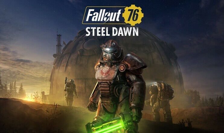 Steel Dawn, Fallout 76, fallout, bethesda, Brotherhood of Steel
