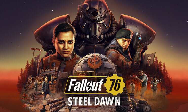 Brotherhood of Steel, Fallout 76, Bethesda