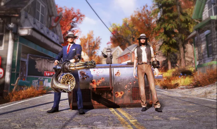 Fallout 76 ja joukko muita pelejä liittyy Xbox Game Pass -valikoimaan heinäkuussa.