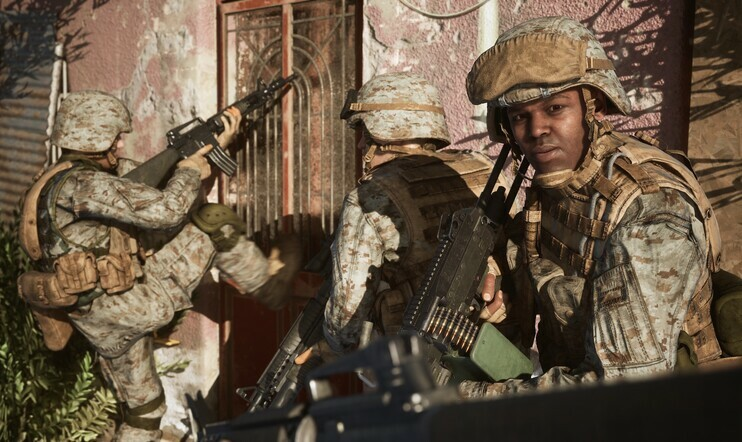 Six Days in Fallujah, Highwire Studios, Victura, FPS, pelikuva
