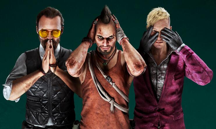 Vanhat konnat kokoontuvat Far Cry 6:n kausipassissa – uusi tarinavideo julki