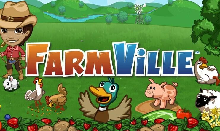 Farmville, Zynga, facebook, mobiilipeli, Flash, Adobe, Flash Player, Adobe Flash Player, selainpeli