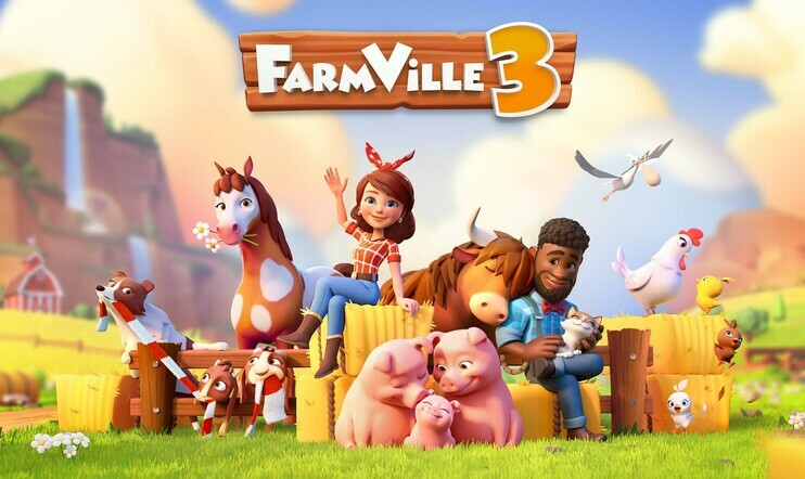 FarmVille 3, Farmville, Zynga, Zynga Helsinki, Suomi, Helsinki, mobiili, julkaisupäivä