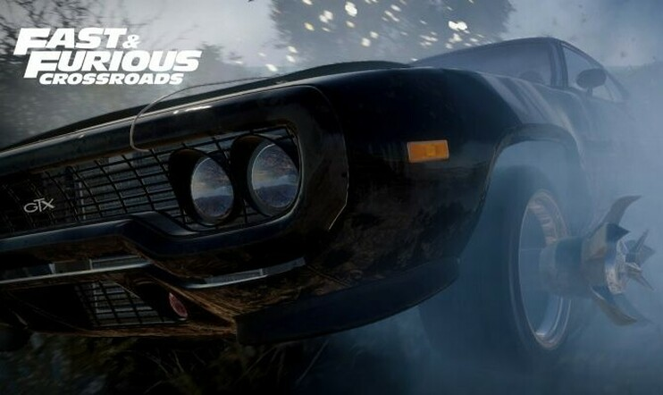 Ride or die! Project CARS -studion Fast & Furious Crossroads -peliä – Vin Diesel, Michelle Rodriguez ja Tyrese Gibson mukana