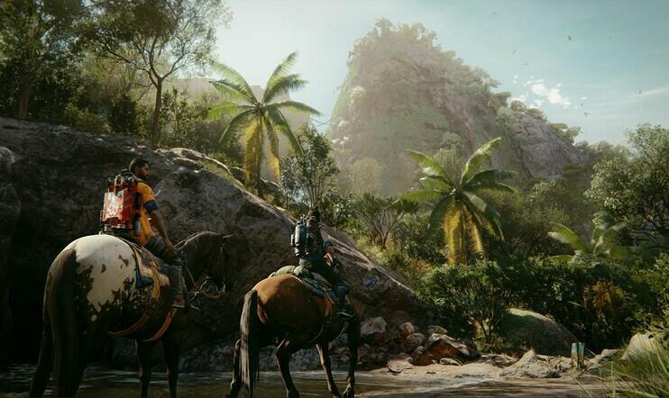 Pelaaja pelaa: Nappasimme yli 10 minuuttia Far Cry 6 -pelikuvaa