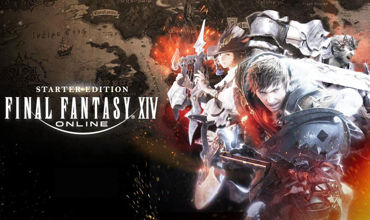 Final Fantasy XIV, Final Fantasy MMO, Starter Edition,
