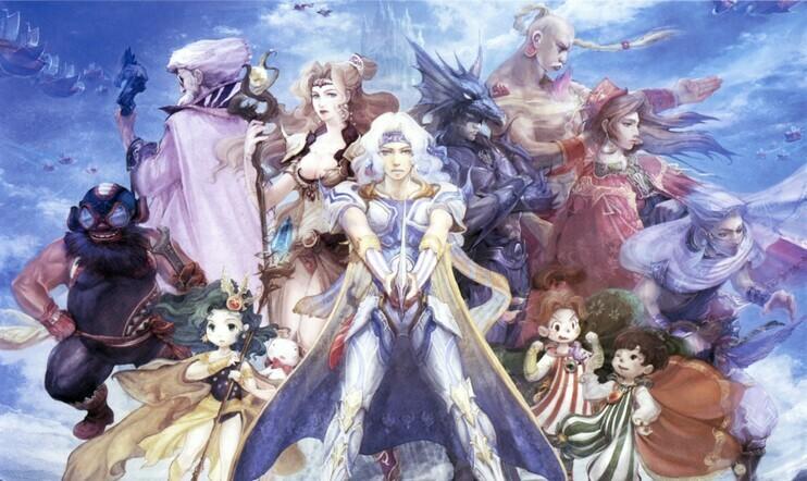 Tiesitkö? Hellboy-piirtäjän oli määrä olla mukana Final Fantasy -sarjakuvan teossa